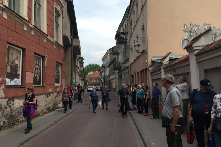 Vilnius Ghetto: tragedy and heroes