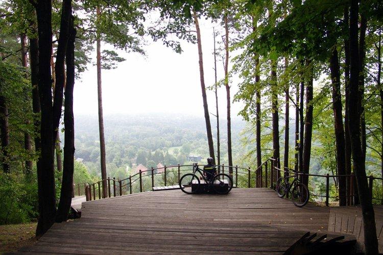 """Ekskursija dviračiais """"Pavilnio panoramos"""""""