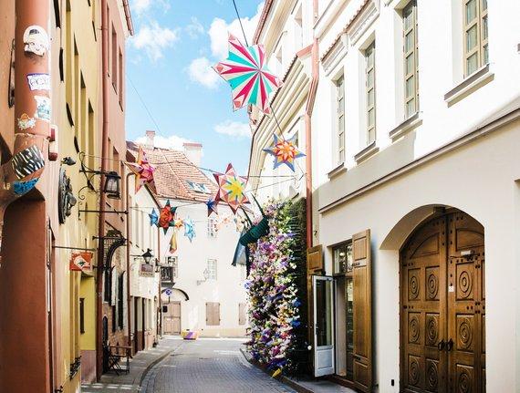 Virtual Vilnius Tours