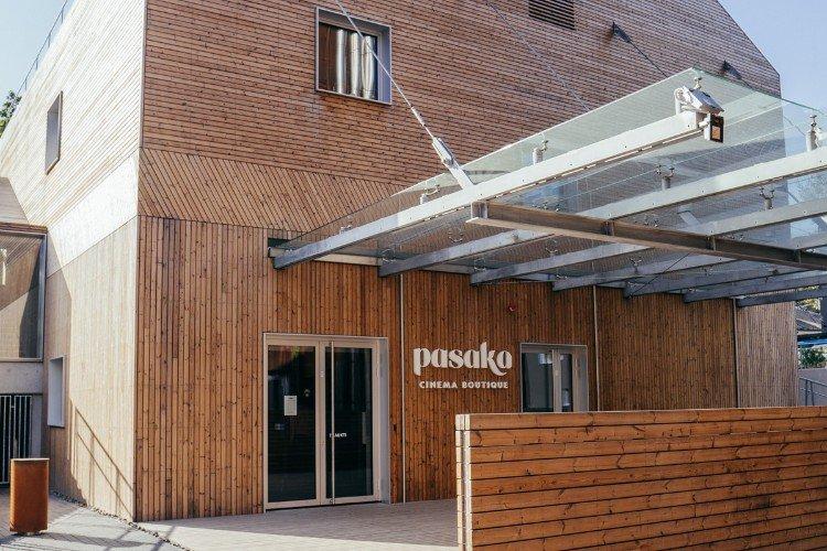 Kino teatras Paupio pasaka