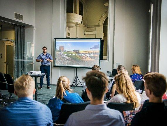 Special workshops for Belarusian expats