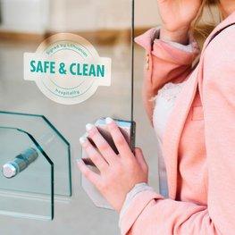 Safe & Clean Hospitality Label