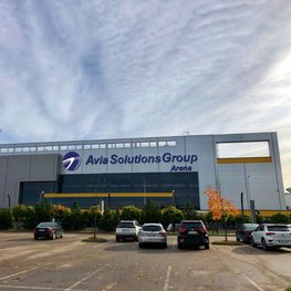 Avia Solutions Group Arena