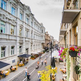 Vilnius Population Increased by Another 10,000 People Within a Year