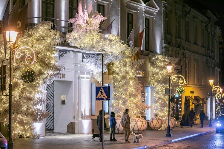 Christmas in Vilnius
