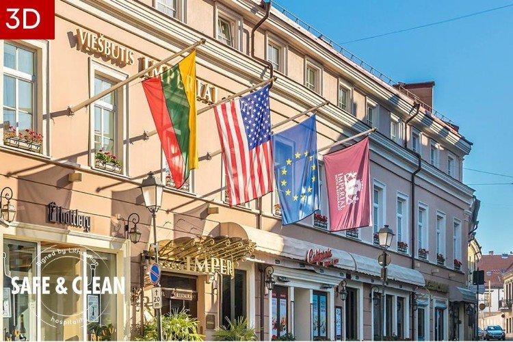 Imperial Hotel & Restaurant Vilnius