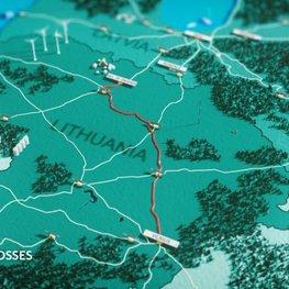 A Virtual Journey Through the Baltics