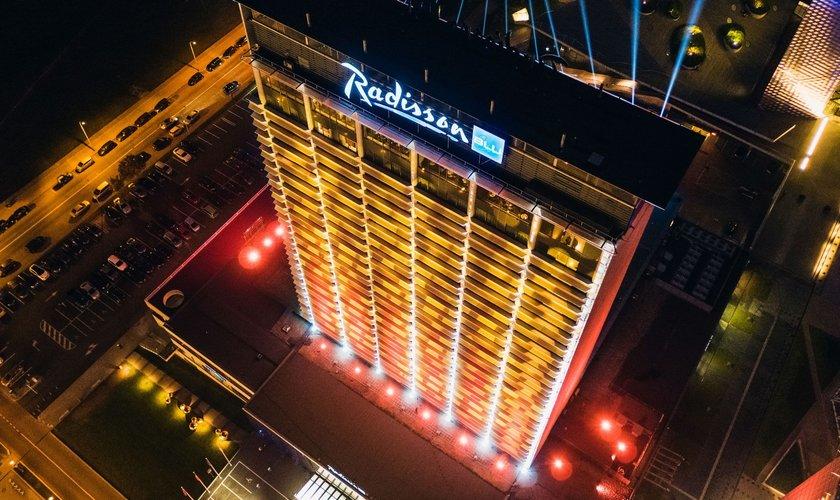 Radisson Blu Hotel Lietuva ****