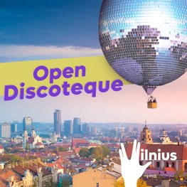 Dance at Vilnius' Open-Air Discotheque if The Roop Wins Eurovision 2021