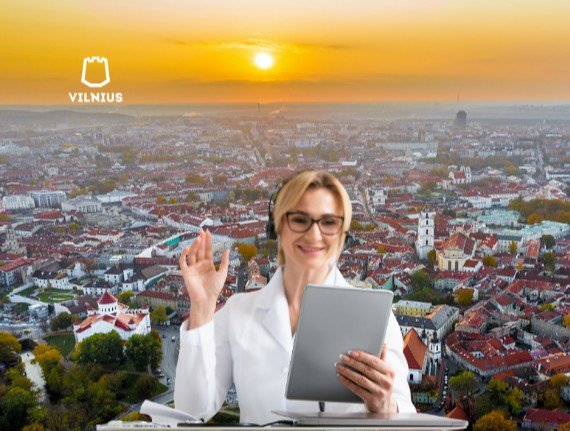 How to Add Vilnius to Your Hybrid Event