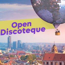 Open Discoteque užsklanda