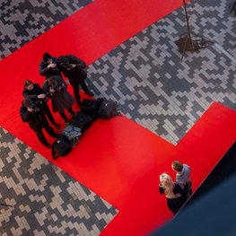 Vilnius International Film Festival Opens at Glamorous Hotel PACAI