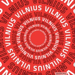 Vilnius for Events. Red