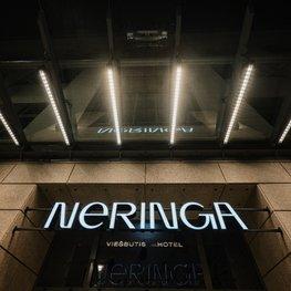 """Po rekonstrukcijos atidarytas viešbutis """"Neringa"""""""