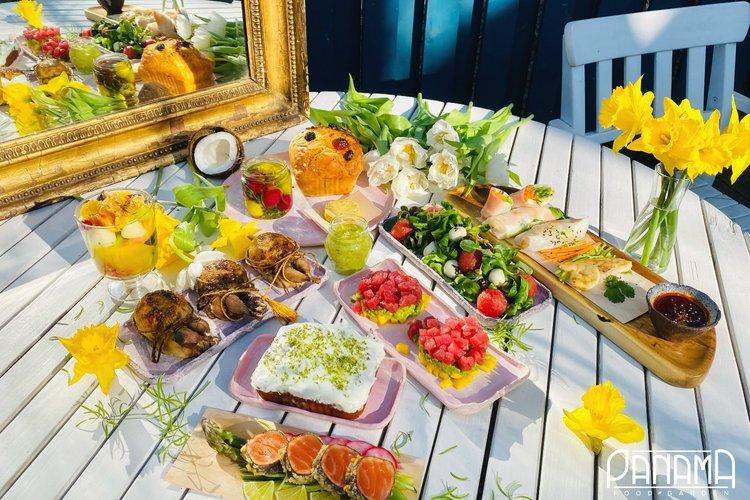 "Restoranas ""Panama Food Garden"""
