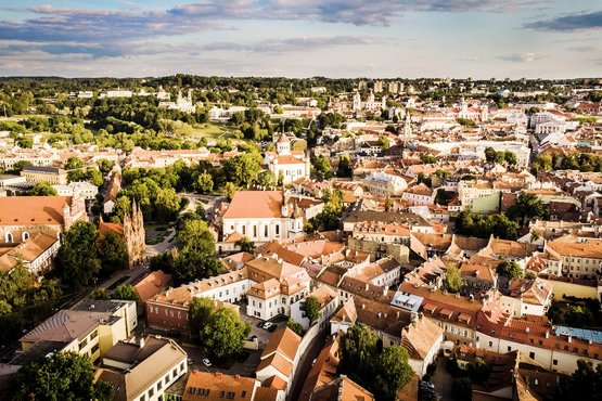 Visiting Vilnius