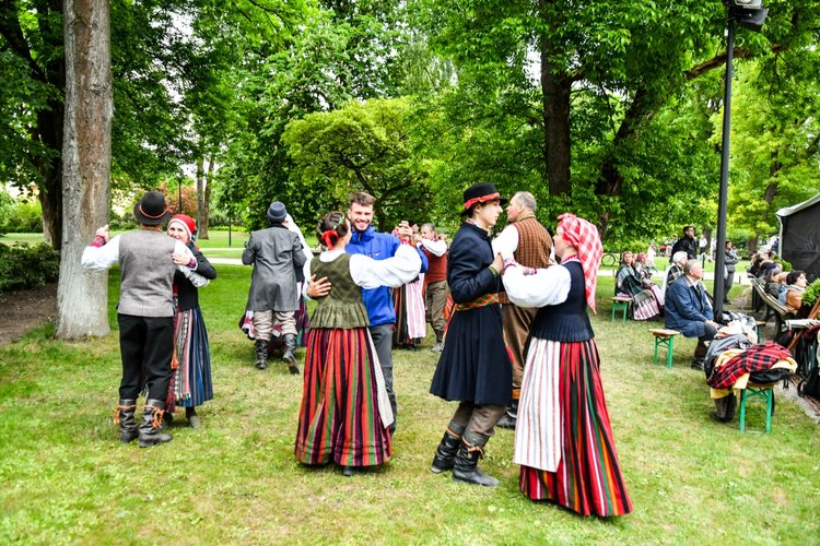 Skamba Skamba Kankliai International Folk Festival