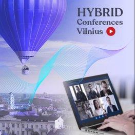 Hybrid Conferences Vilnius