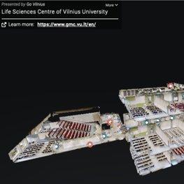 Pusė tarptautinėms konferencijoms tinkamų Vilniaus erdvių jau 3D aplinkoje