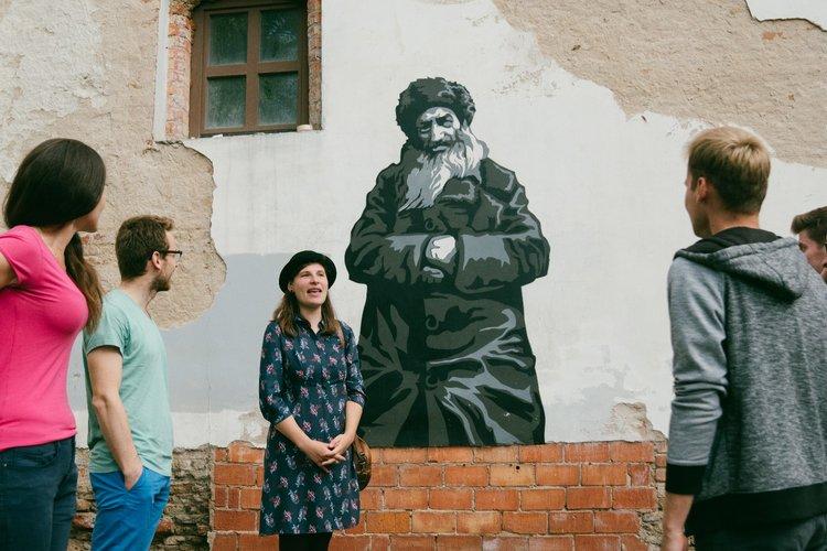 """""""Jewish Vilnius Tour"""" with VILNIUS WITH LOCALS"""