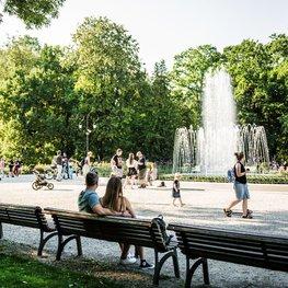 Žalias Vilnius: tvarus gyvenimas mieste