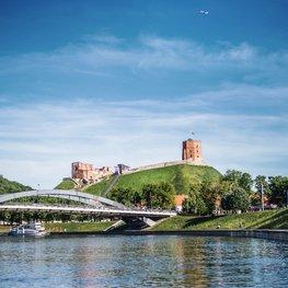 Воркшоп «Добро пожаловать в Вильнюс» | Август