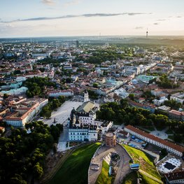 Воркшоп «Добро пожаловать в Вильнюс» | Июнь