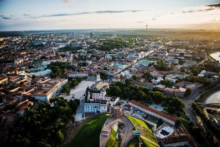 Краткое руководство, как стать местным жителем Вильнюса