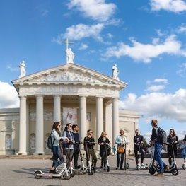 Воркшоп «Добро пожаловать в Вильнюс» | Июль