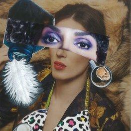 "Donata Buivydė / ""Collage like Picasso"""