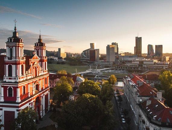 Reasons why Vilnius is amazing