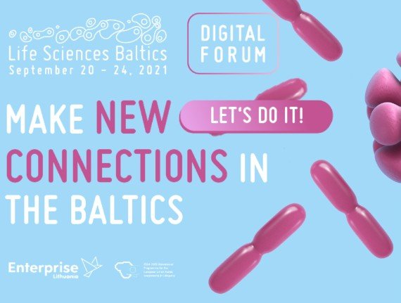Make new connections in the Baltic