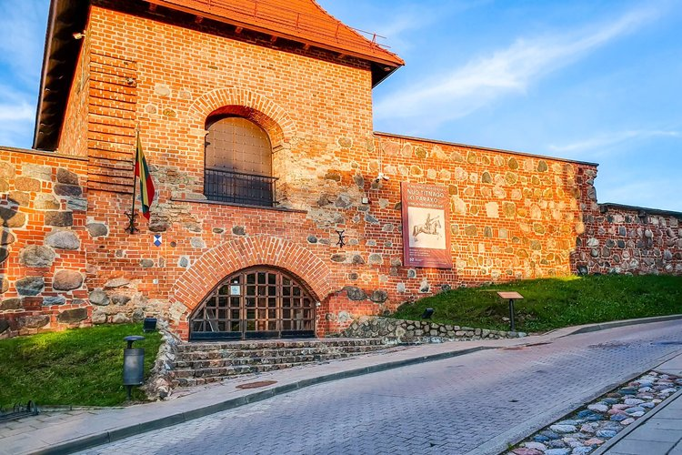 The Bastion of Vilnius City Wall