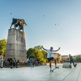 Welcome to Vilnius   September