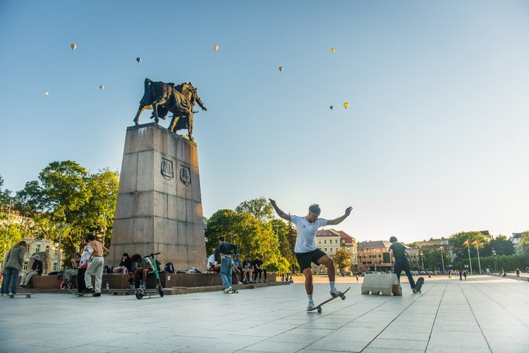 Your short guide tobecoming a local in Vilnius