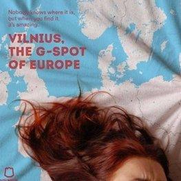 Vilnius - The G-Spot Of Europe