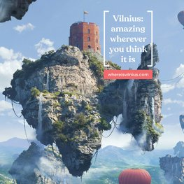 Vilnius: Amazing Wherever You Think It is