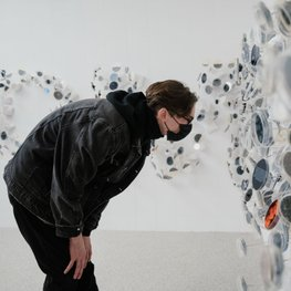 Painting with Microorganisms: New Creative Installation in Vilnius Blends Science and Art