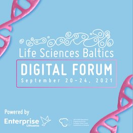 Life Sciences Baltics 2021 Showcases Baltic Life Science Hub