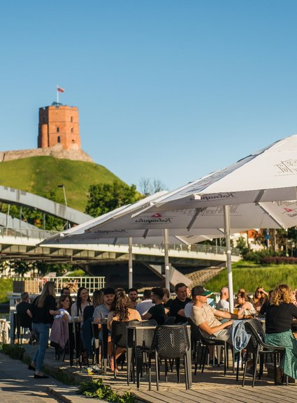 Relocate & Live in Vilnius