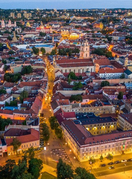 The Official Website for Tourism & Business in Vilnius