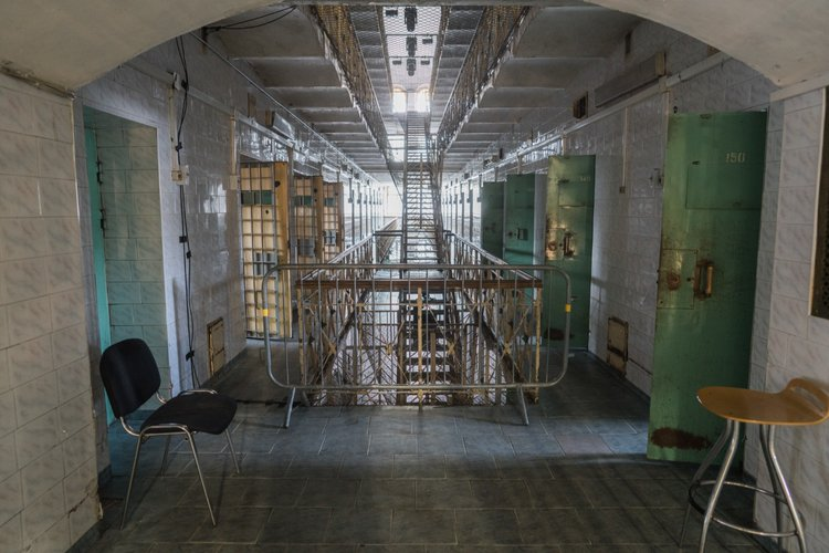 Lukiškės Prison 2.0