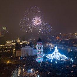 Wave Goodbye to 2021 in Vilnius!