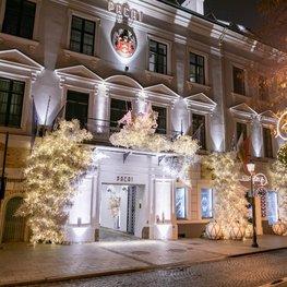 Tradycje świąteczne są nadal żywe w hotelach w Wilnie